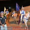 Desfile cívico em homenagem ao feriado de 7 de setembro em Monsenhor Hipólito