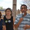 Candidato a deputado estadual Joel Rodrigues visita lideranças politicas em Belém do piaui
