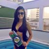 Garota Macrorregião Erika Luz é eleita a sexta jovem mais bonita do Brasil