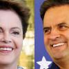 Maioria afirma que Dilma é candidata dos pobres, e Aécio, dos ricos, diz Datafolha