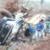 Motorista de Belém do Piauí morre em acidente com caminhão pipa; veja fotos!