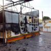 Incêndio destrói trailer de lanches no bairro Junco em Picos; veja as imagens!
