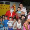 Prefeito Arinaldo Leal e as Crianças fazem abertura do Aniversário de Vila Nova do Piauí