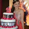 Aniversário de 15 anos  da Debutante Ana Carmelita em Alagoinha