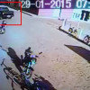 Bandidos rendem funcionário e assaltam Caixa Aqui em Marcolândia