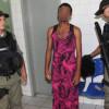 Homem se veste de mulher para tentar escapar da polícia no Piauí