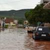 Chuva desta madrugada deixa as ruas de Picos alagadas; veja imagens!