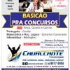 Curso Cavalcante lança BASICÃO PRA CONCURSOS com aulas semanais; Veja!