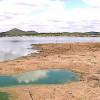 Sem chuva desde 2010, barragem seca e peixes morrem em Pio IX