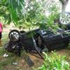 Acidente na PI-113 deixa um bebê e mais três pessoas feridas no Piauí