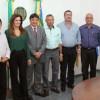 Prefeito de Simões é recebido em audiência pelo governador e solicita obras para o município