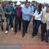 Governador Wellington Dias  lidera comitiva de deputados aos Parques Eólicos nas cidades de Marcolândia e Simões