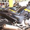 PRF monta equipe de motopatrulhamento na cidade de Picos