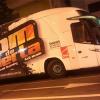 Ônibus roubado pelo PCC em SP é achado em THE com banda de axé