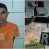 Dupla assalta posto de combustível, mas é surpreendida por cliente armado em Teresina
