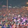 Show de Felipão e Banda no dia do evangélico em Marcolândia