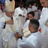 Diocese de Picos ordena novo  padre em Padre Marcos