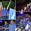 Dr. Tico realiza carreata e abre Comitê em Campo Grande; veja fotos