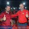 Alagoinha do Piauí: Jorismar e Cícero realizam comício no povoado Serra Velha; veja fotos!