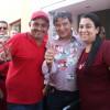 Prefeito Márcio Alencar reúne multidão para receber o Governador Wellington Dias em Alegrete