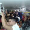 Passageiros vivem momentos de pânico durante arrastão em ônibus