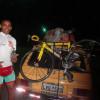 Ciclista é atropelado e morre após grave acidente na BR-230