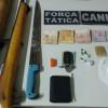 Polícia Militar faz apreensão de drogas na região de Picos