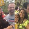 Políticos do Piauí curtem carnaval em Salvador ]e no Rio de Janeiro