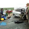 Piauienses ficam feridos em colisão frontal entre Etios e Strada na Bahia