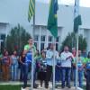 JAICÓS 183 ANOS: Comemorações são iniciadas oficialmente com alvorada, hasteamento das bandeiras e corte do bolo