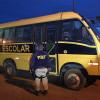 PRF apreende ônibus escolar transportando passageiros de forma irregular em Picos
