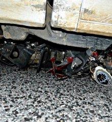 JAICÓS: homem morre e outro fica ferido em grave acidente na BR 407. Veja fotos!