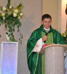 Padre Marcos: Paróquia de Santo Antônio lança a Logomarca Oficial do Centenário da Igreja. Veja Fotos!