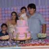 São Julião: Fotos do aniversário de 1 ano da pequena Ana Sofia
