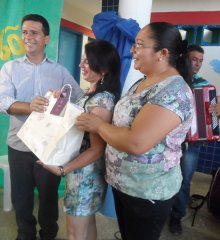 Caldeirão Grande do Piauí: prefeitura homenageia mães. Veja as imagens!