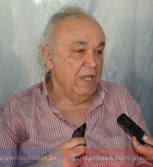 Ex-deputado Homero Castelo Branco faz palestra sobre origem de Padre Marcos