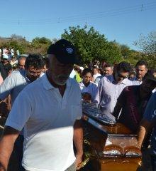 Caldeirão Grande do Piauí de luto: Multidão dá último adeus ao empresário Antonio Nolaço. Veja as imagens!