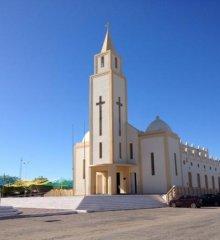 Igreja Matriz de Nossa Senhora do Patrocínio é o cartão-postal de Pio IX. Veja imagens!
