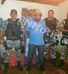 Procurado pela Polícia no estado do Pernambuco é capturado e preso em Paulistana!