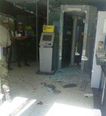 Caixa do Banco do Brasil é explodido em Francisco Santos