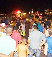 Colisão entre duas motos deixa dois gravemente feridos em Paulistana