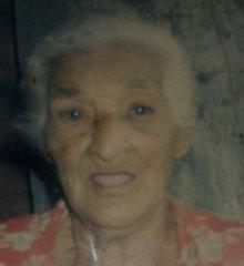 """Morre """"Mãe Teresa"""", idosa de Pio IX de 108 anos idade"""