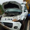 Veículo da Prefeitura de Jacobina se envolve em acidente na BR-407