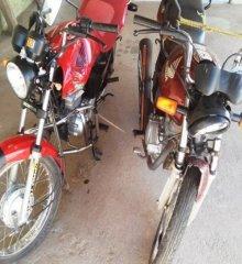 Ex-prefeito Geraldinho sofre acidente de moto na estrada que liga Fronteiras a Pio IX