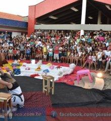 Caldeirão Grande do Piauí realiza mobilização de combate ao abuso e exploração sexual de crianças e adolescentes