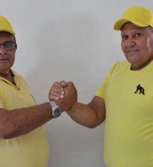 Convenção vai homologar candidaturas de Nonato Alencar e Pereira para prefeito e vice