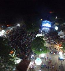 Show de Flavio José encerra a 7ª Expo Caboclo em Caldeirão Grande do Piauí