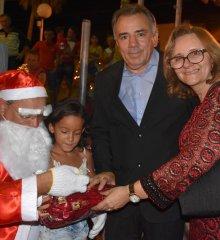 Prefeitura promove natal para crianças em Monsenhor Hipólito