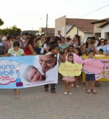 Vila Nova do Piauí conquista pela terceira vez consecutiva o Selo UNICEF