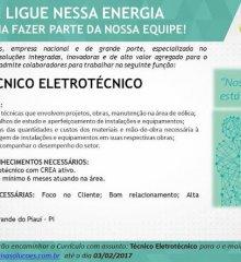 Empresa oferta vagas de emprego em Caldeirão Grande do Piauí